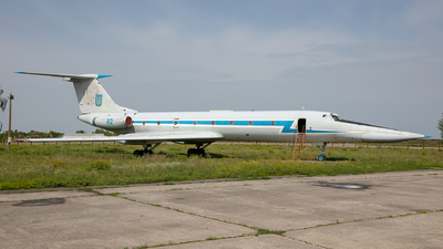 42 - Tupolev Tu-134UBL - Ukraine - Air Force