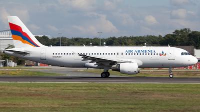 EK-32050 - Airbus A320-214 - Air Armenia