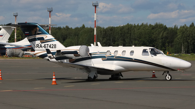 RA-67428 - Cessna 525 Citationjet CJ1 - Jet Travel Club