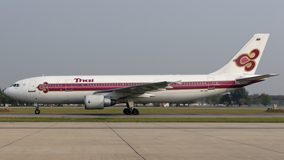 HS-TAS - Airbus A300B4-622R - Thai Airways International