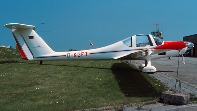 D-KGFT - Grob G109B - Private