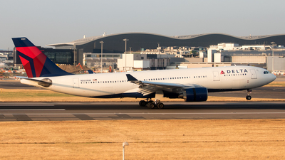 N860NW - Airbus A330-223 - Delta Air Lines