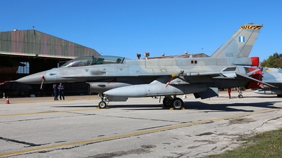 025 - Lockheed Martin F-16D Fighting Falcon - Greece - Air Force
