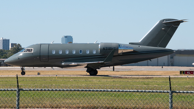 N318HS - Bombardier CL-600-2B16 Challenger 605 - Private