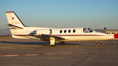 S5-CMM - Cessna 501 Citation SP - Janez let