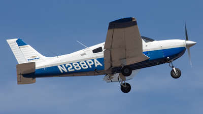 A picture of N288PA - Piper PA28181 -  - © Jeremy D. Dando