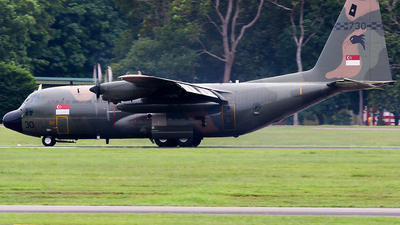 730 - Lockheed C-130H Hercules - Singapore - Air Force