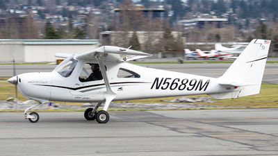 N5689M - Cessna 162 SkyCatcher - Private