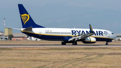 A picture of EIEBP - Boeing 7378AS - Ryanair - © Medolago Manuel