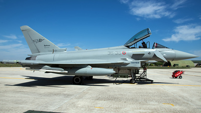MM7313 - Eurofighter Typhoon EF2000 - Italy - Air Force