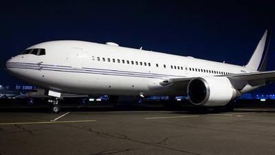 N767A - Boeing 767-2AX(ER) - Saudi Aramco Aviation