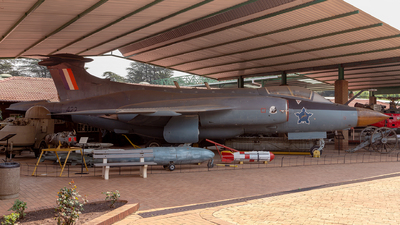 422 - Blackburn Buccaneer S.2B - South Africa - Air Force