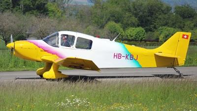 A picture of HBKBJ - Jodel DR250/160 Capitaine - [42] - © Manueljb