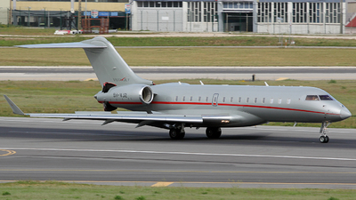9H-VJZ - Bombardier BD-700-1A10 Global 6000 - VistaJet