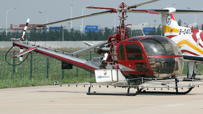 N90457 - Hiller UH-12L4 - Private