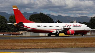 N742VA - Boeing 737-448 - Vision Airlines