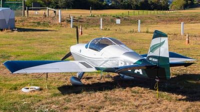 ZK-RVA - Vans RV-6A - Private
