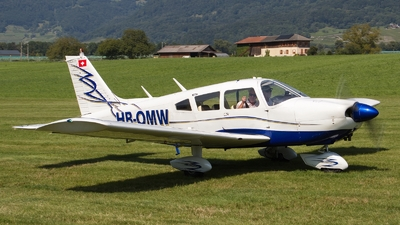 A picture of HBOMW - Piper PA28180 - [287305572] - © Tomasz Chrul