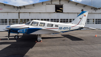 HK-4911-G - Piper PA-34-200T Seneca II - Private