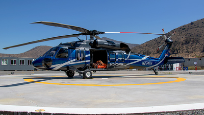 N274TH - Sikorsky UH-60A Blackhawk - Timberline Helicopters Inc