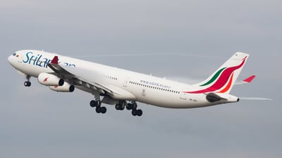 4R-ADG - Airbus A340-313X - SriLankan Airlines