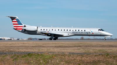 N643AE - Embraer ERJ-145LR - American Eagle (Piedmont Airlines)