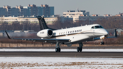 P4-SUN - Embraer ERJ-135BJ Legacy 600 - Hyperion Aviation