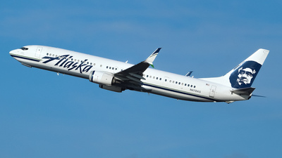 A picture of N478AS - Boeing 737990(ER) - Alaska Airlines - © Sebastian C