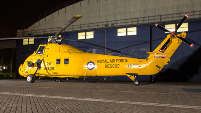 XR498 - Westland Wessex HC.2 - United Kingdom - Royal Air Force (RAF)