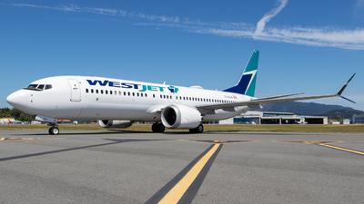 C-GXAX - Boeing 737-8 MAX - WestJet Airlines