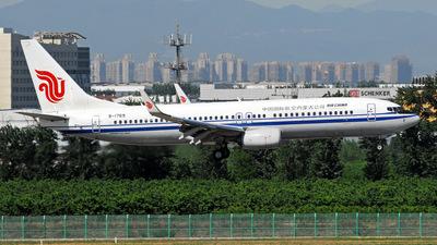 B-1769 - Boeing 737-89L - Air China