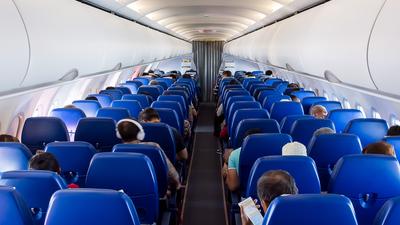VP-BUO - Airbus A319-112 - Aurora