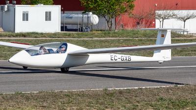 EC-GXB - Schempp-Hirth Janus C - Private