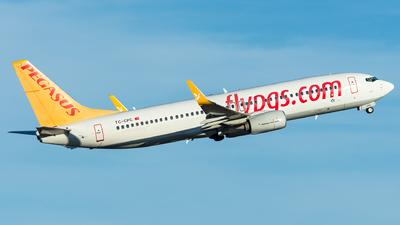 TC-CPC - Boeing 737-82R - Pegasus Airlines
