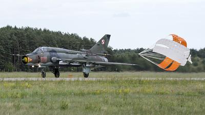 8715 - Sukhoi Su-22M4 Fitter K - Poland - Air Force