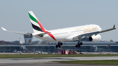 A6-EAG - Airbus A330-243 - Emirates