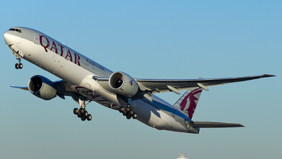 A7-BEL - Boeing 777-3DZER - Qatar Airways