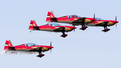 RJF 02 - Extra 330LX - Royal Jordanian Falcons