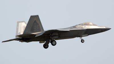 04-4070 - Lockheed Martin F-22A Raptor - United States - US Air Force (USAF)
