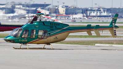 C-GKIN - Bell 407 - Private