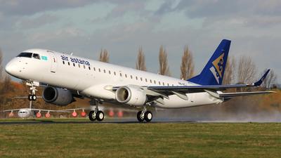 P4-KCJ - Embraer 190-100LR - Air Astana