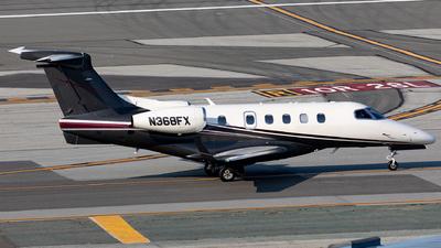 N368FX - Embraer 505 Phenom 300 - Flexjet