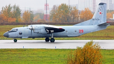 RF-36001 - Antonov An-26KPA - Russia - Air Force