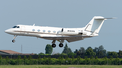 N183PA - Gulfstream G-III - Phoenix Air