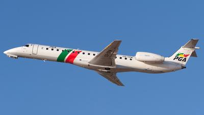 CS-TPM - Embraer ERJ-145EP - PGA Portugália Airlines