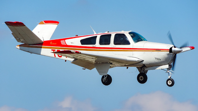 TG-MAX - Beechcraft S35 Bonanza - Private