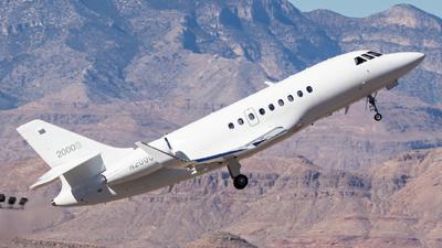 N2000A - Dassault Falcon 2000S - Dassault Aviation