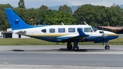 N640WA - Piper PA-31-350 Chieftain - Wings Air