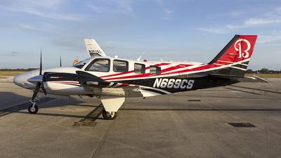 N669CS - Beechcraft G58 Baron - Private