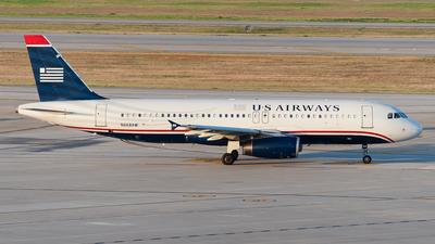 N668AW - Airbus A320-232 - US Airways